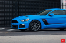 Ford Mustang на Дисках VOSSEN VFS10