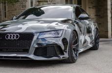 Audi RS7 на дисках Vorsteiner V-FF 103
