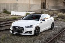 Audi A5 на дисках VORSTEINER V-FF 107
