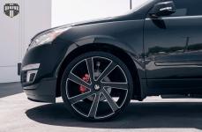Chevrolet Acadia на дисках DUB Directa