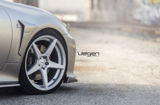 Lexus RC350 F-Sport на дисках Velgen Wheels Classic5