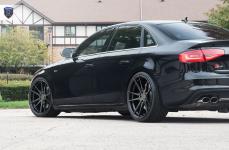Audi S4 на дисках Rohana RF2