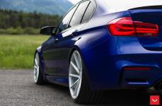 BMW M3 на дисках Vossen CVT