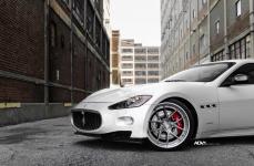 Maserati GT на дисках ADV5.0 Track Spec SL