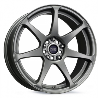 MB-Wheels - Battle Matte Silver