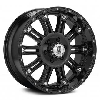 KMC XD SERIES - XD795 HOSS Gloss Black