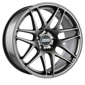 BBS - CX-R Satin Platinum