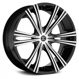 2 CRAVE - No.12 Gloss Black with Machined Face
