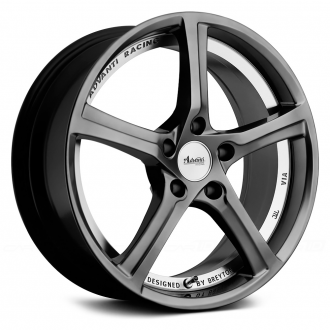 ADVANTI RACING - 15th ANNIVERSARY Hyper Dark with Machined Undercut
