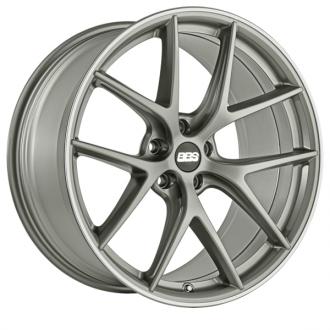 BBS - CI-R Platinum Silver