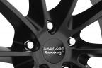 AMERICAN RACING VN806 Satin Black