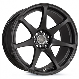 MB-Wheels - Battle Matte Black