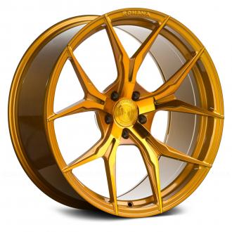 ROHANA - RFX5 Gloss Gold