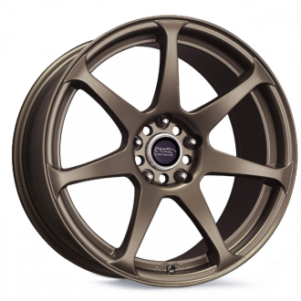MB-Wheels - Battle Matte Bronze