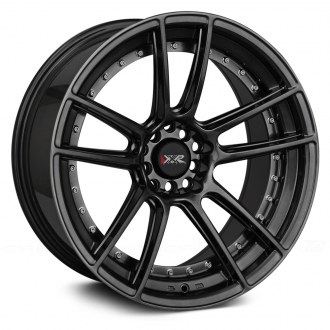 XXR - 969 Chromium Black