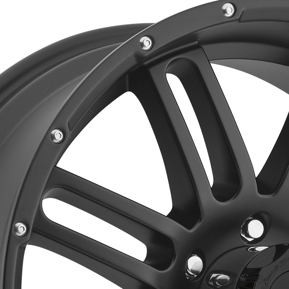 AMERICAN RACING AR901 Satin Black