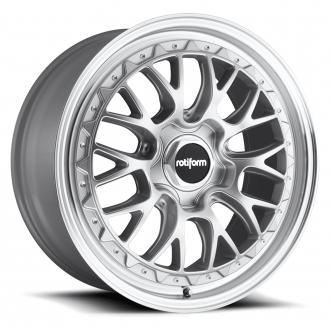 ROTIFORM - LSR Silver & Machined