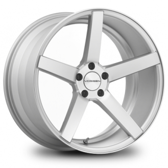 VOSSEN - CV3 Matte Silver Machined