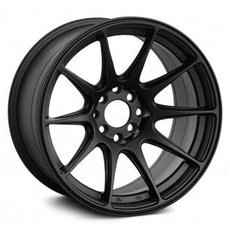 XXR - 527 Flat Black