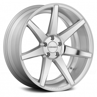 VOSSEN - CV7 Silver Polished