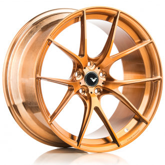 VORSTEINER - VFN-501 Brushed Bronze with High Gloss