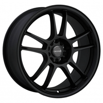 TENZO_RACING - DC5 Matte Black with Machined Lip