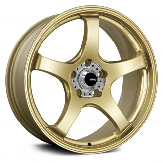 KONIG - CENTIGRAM Gold with Machined PCD