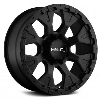 HELO - HE878 Satin Black