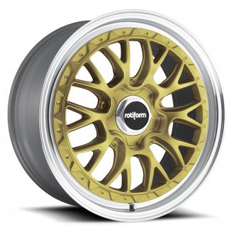ROTIFORM - LSR Gold & Machined