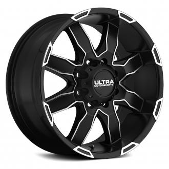 ULTRA - PHANTOM 225U Black with Diamond Cut Accents