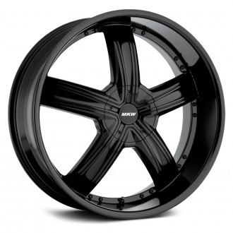 MKW - M103 Satin Black