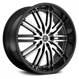 2 CRAVE - NO.22 Gloss Black with Machined Face