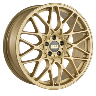 BBS - RX-R Satin Gold