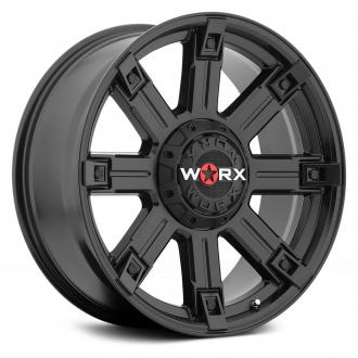WORX - 806SB TRITON Satin Black