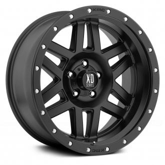 KMC XD SERIES - XD128 MACHETE Satin Black