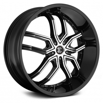 2 CRAVE - NO.20 Gloss Black with Machined Face