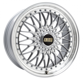 BBS - SUPER RS Brilliant Silver