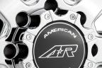 AMERICAN RACING AR708 Bright PVD