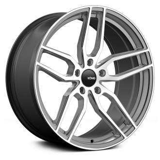 KONIG - INTERFORM Graphite with Machined Face