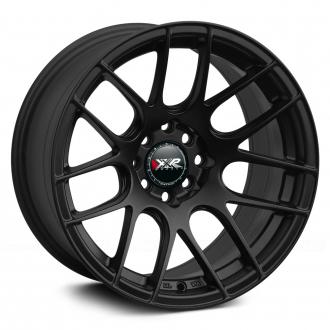XXR - 530 Flat Black