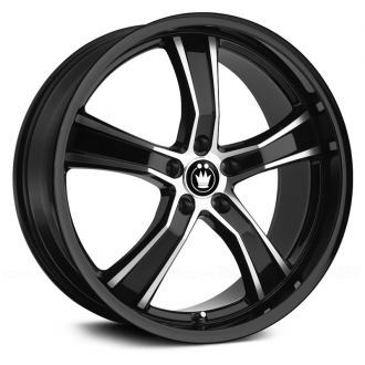 KONIG - AIRSTRIKE Black with Machined Face