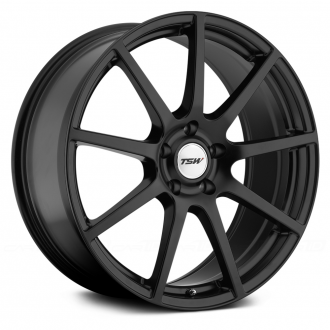 TSW - INTERLAGOS Matte Black