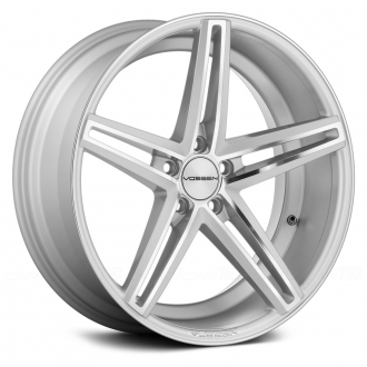 VOSSEN - CV5 Silver Polished