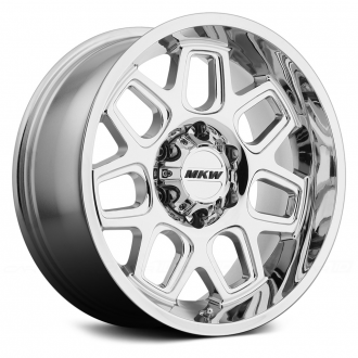 MKW OFF-ROAD - M92 Chrome