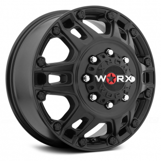 WORX - 803SB BEAST DUALLY Satin Black