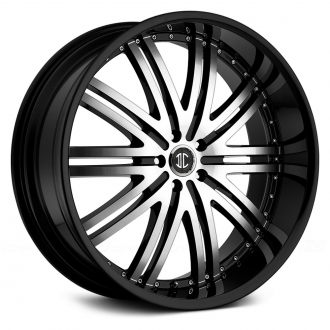2 CRAVE - No.11 Gloss Black with Machined Face