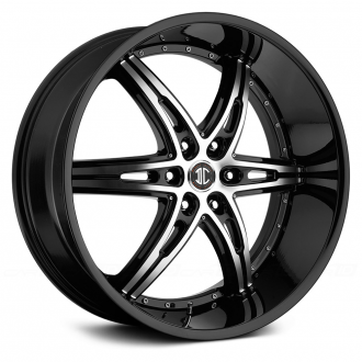 2 CRAVE - No.16 Gloss Black with Machined Face