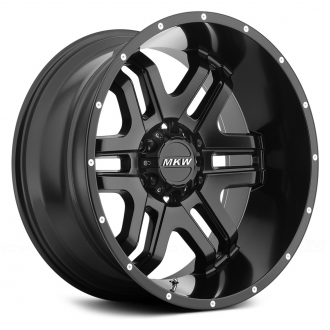 MKW OFF-ROAD - M93 Satin Black