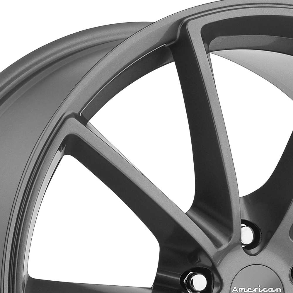 AMERICAN RACING VN806 Anthracite Gray